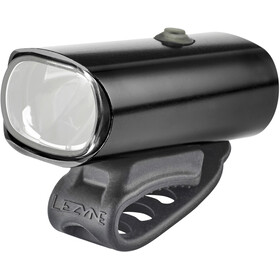 Lezyne Hecto Drive 40 Front Lighting Y11, glossy black/white